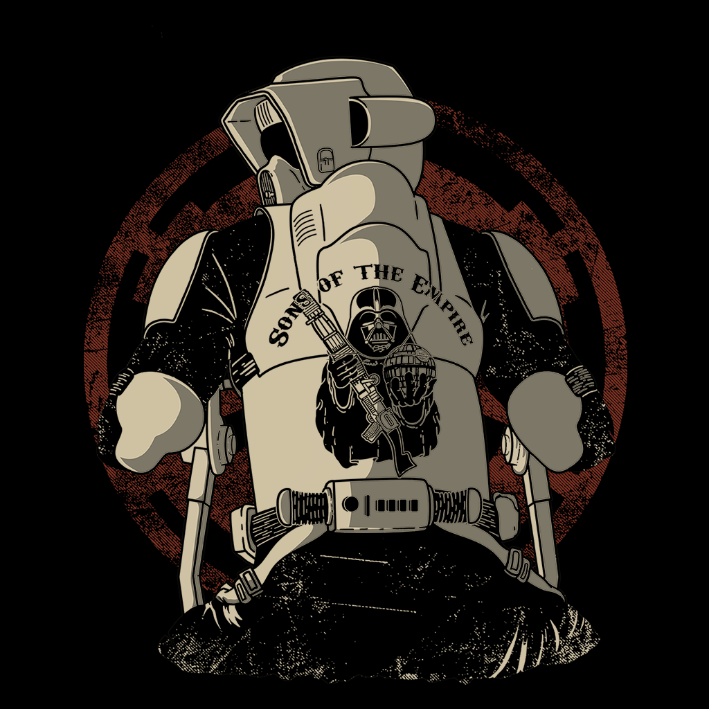 Pop-Up Tee: Sons Of The Empire