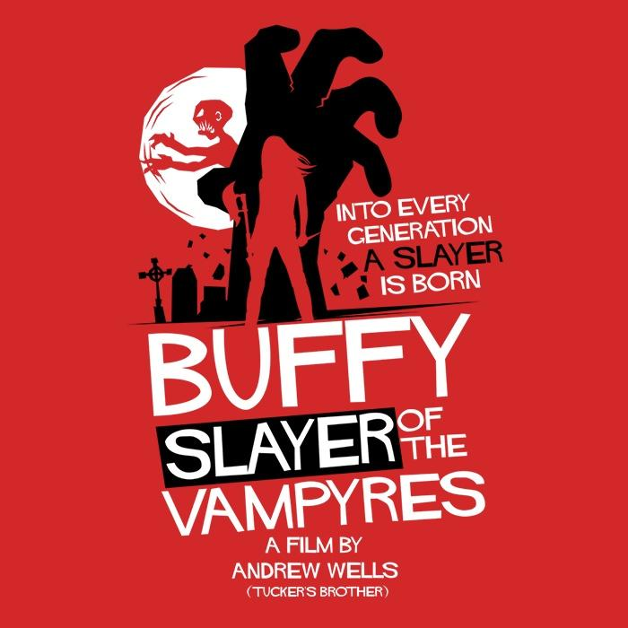 Once Upon a Tee: Slayer of the Vampyres