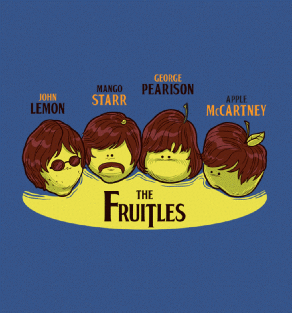 BustedTees: Fruitles