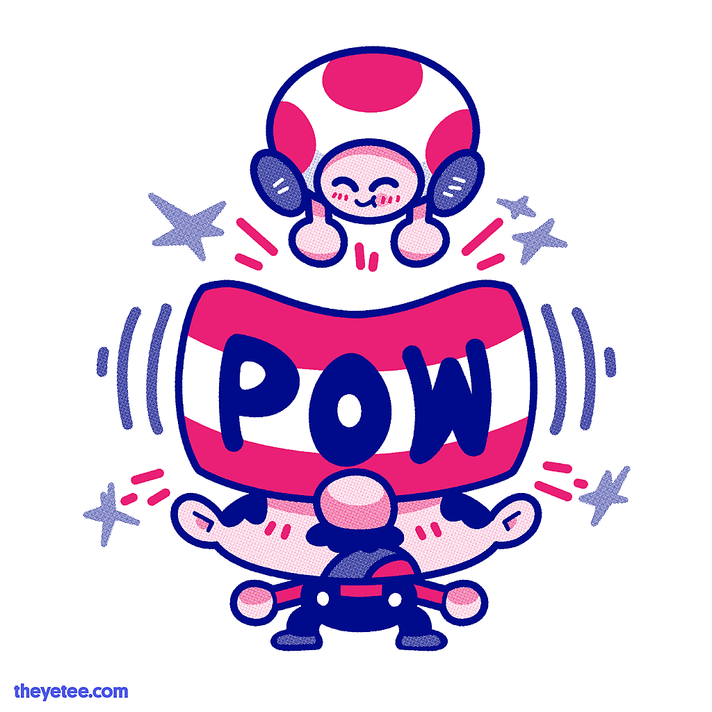 The Yetee: Pow Wow