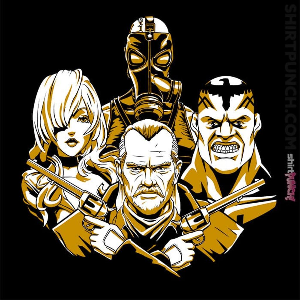 ShirtPunch: Villainous Rhapsody