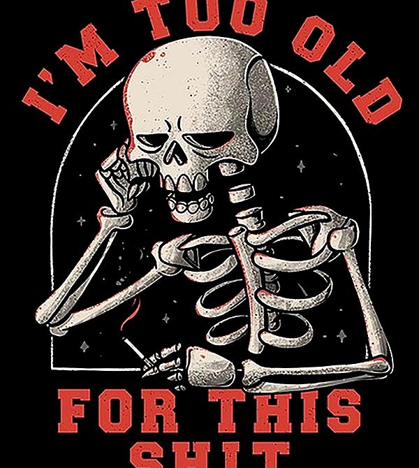 teeVillain: Too Old