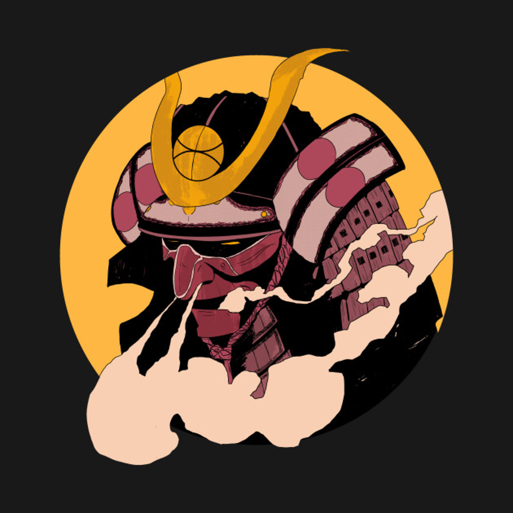 TeePublic: Demon Breath