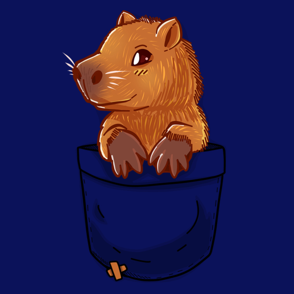 NeatoShop: Pocket Cute Capybara