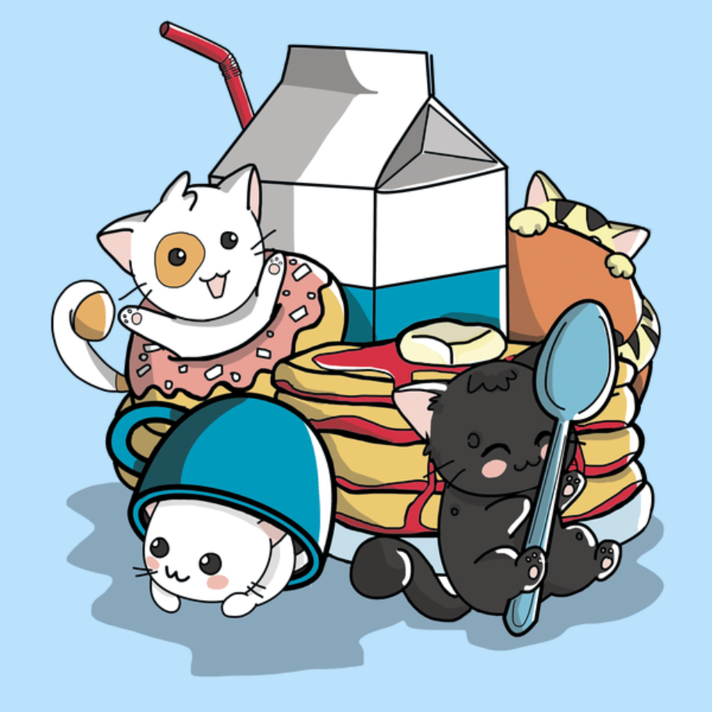 NeatoShop: Kitten Breakfast