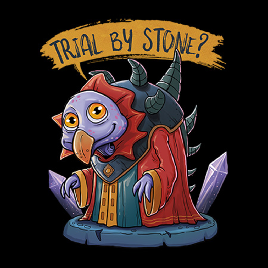 MeWicked: Trial By Stone? - Cute Skeksis