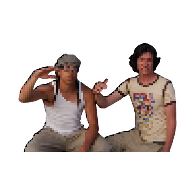 TeePublic: Corey and Trevor