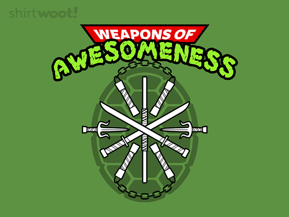 Woot!: Weapons of Awesomeness