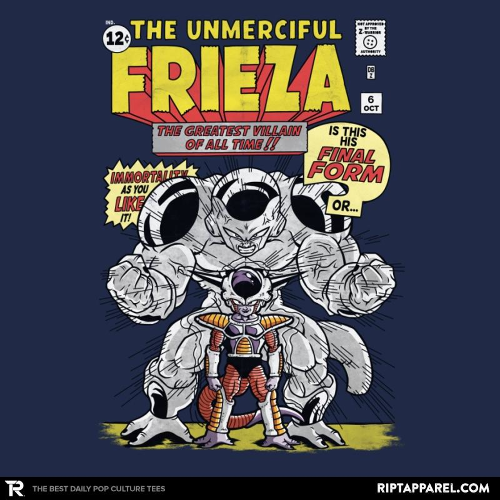 Ript: The Unmerciful Frieza