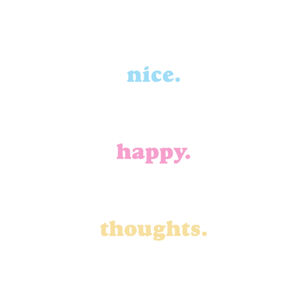 NeatoShop: Nice. Happy. Thoughts.