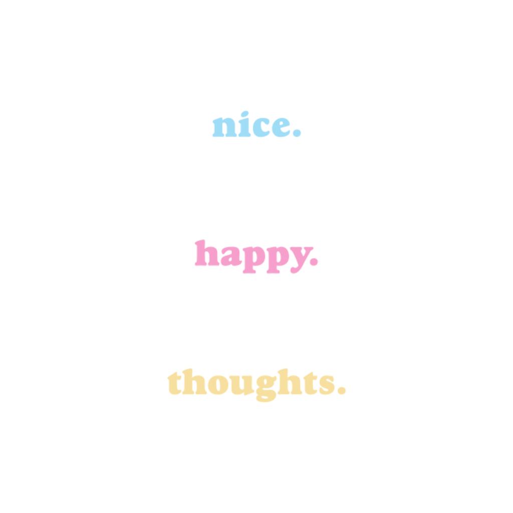 NeatoShop: Nice. Happy. Thoughts.