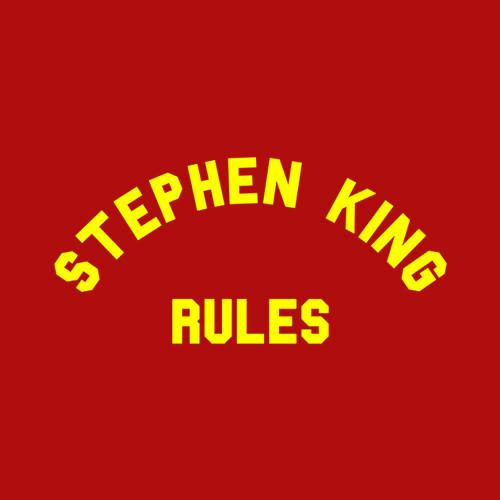 Five Finger Tees: Stephen King Rules T-Shirt