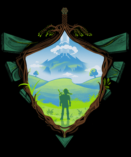 Qwertee: Legend Begins