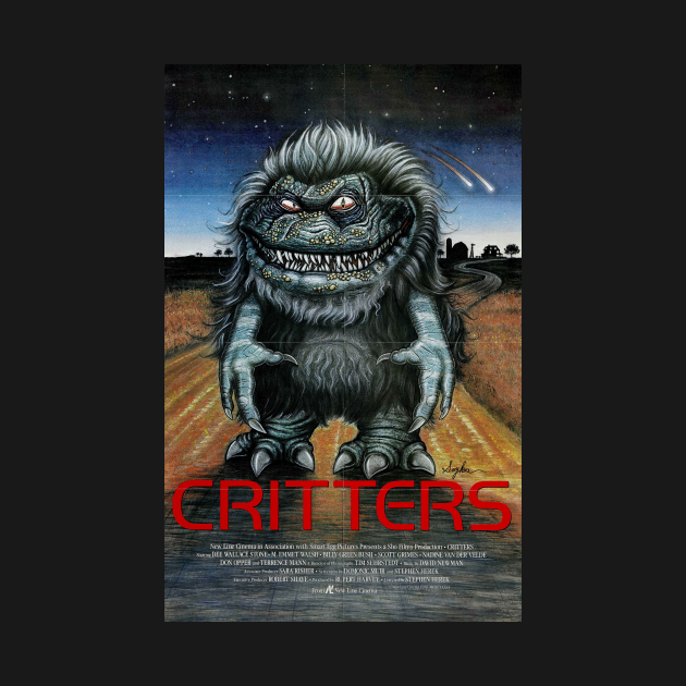TeePublic: Critters