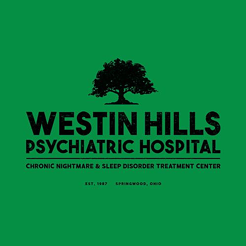 Five Finger Tees: Westin Hills Psychiatric Hospital T-Shirt