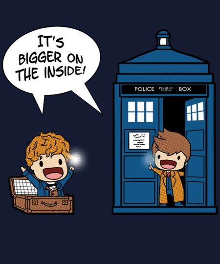 Qwertee: It's bigger on the inside