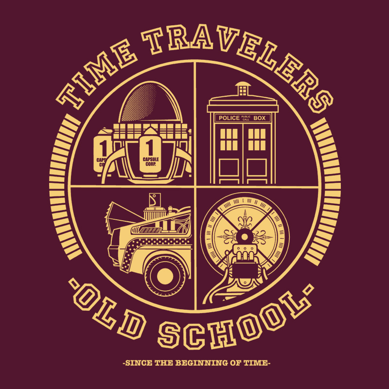Pampling: Time Travelers Old School