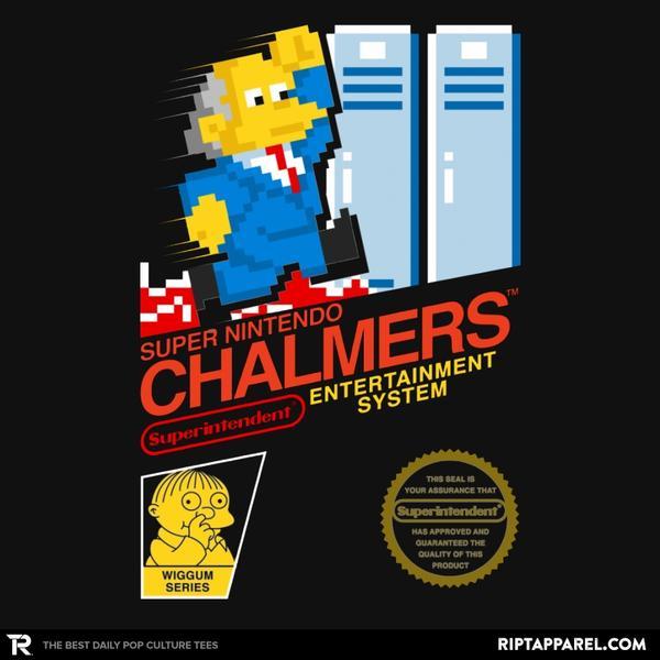 Ript: Super Chalmers