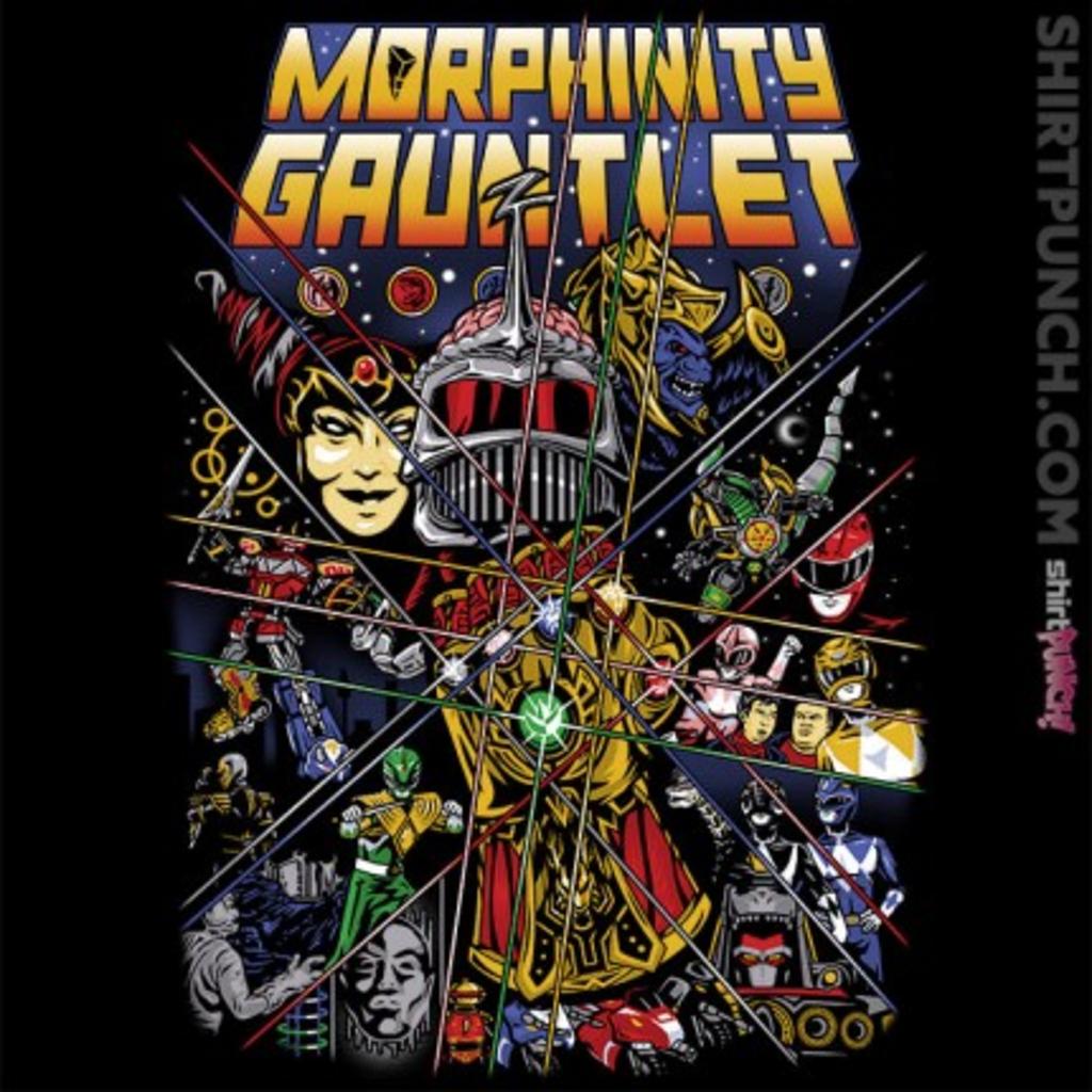 ShirtPunch: Morphinity Gauntlet