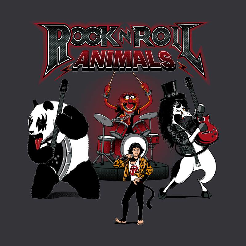 Pampling: Rock & Roll Animals