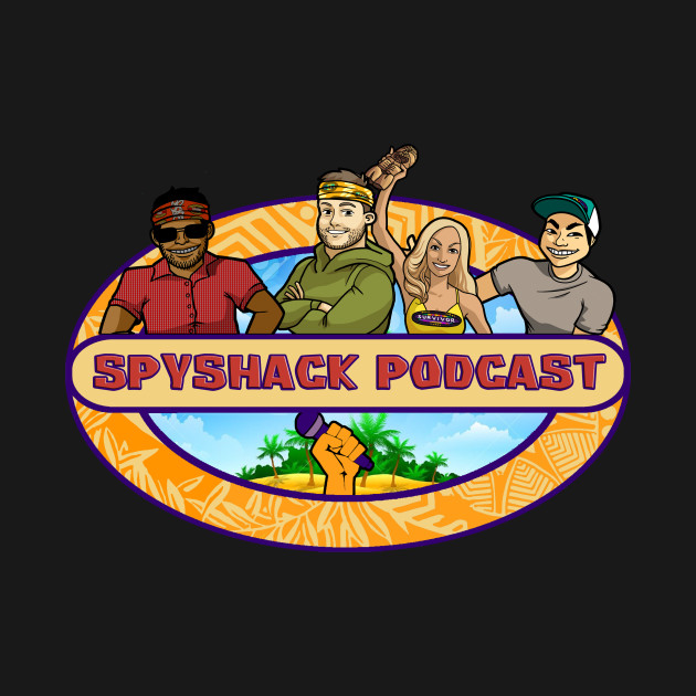 TeePublic: The Spyshack Podcast