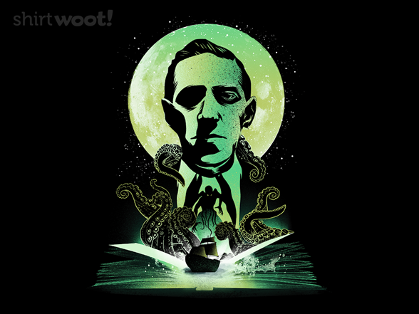 Woot!: Book of Lovecraft