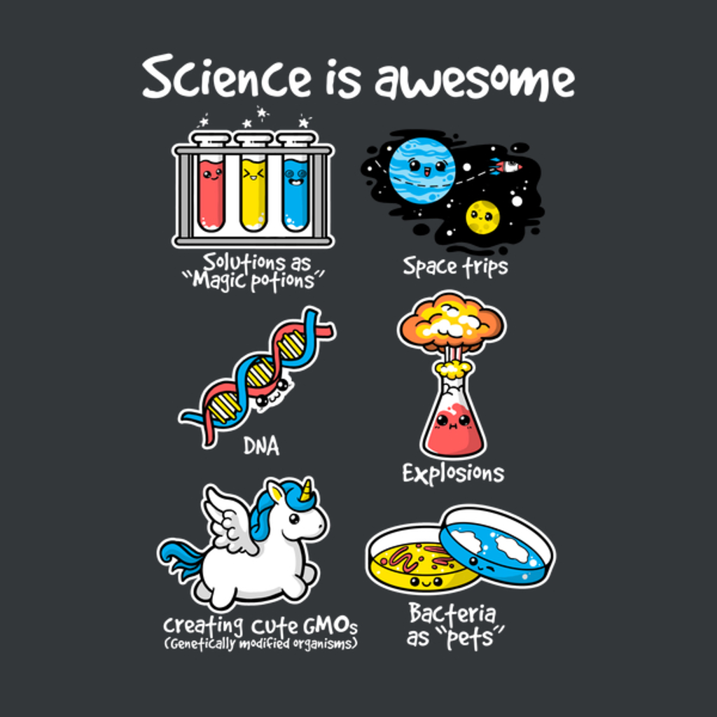 NeatoShop: Science is awesome