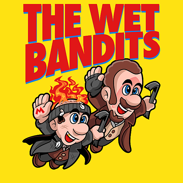 NeatoShop: Super Wet Bandits