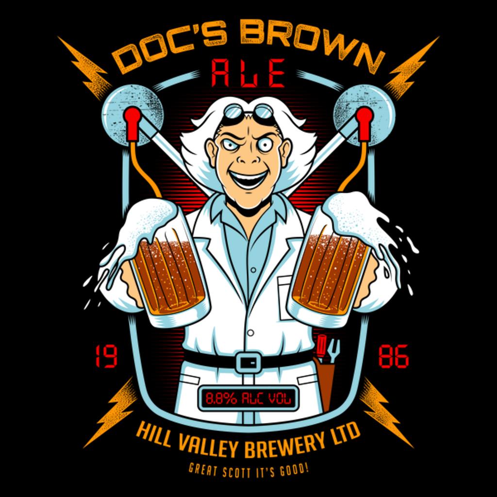 NeatoShop: Doc's Brown Ale