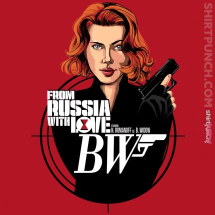 ShirtPunch: From Russia With Love