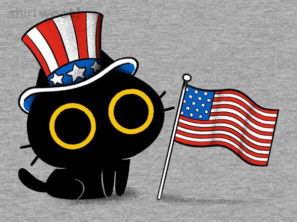 Woot!: American Cat