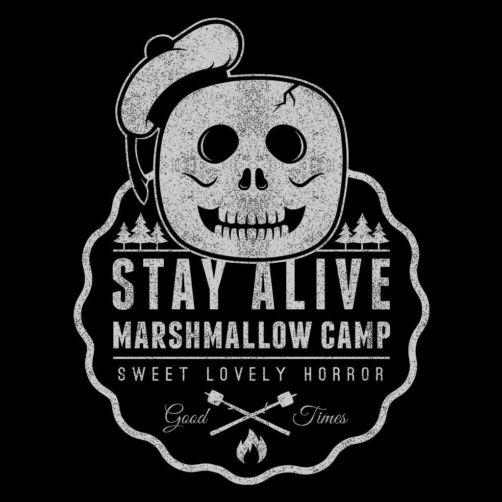 Pop-Up Tee: Stay Alive