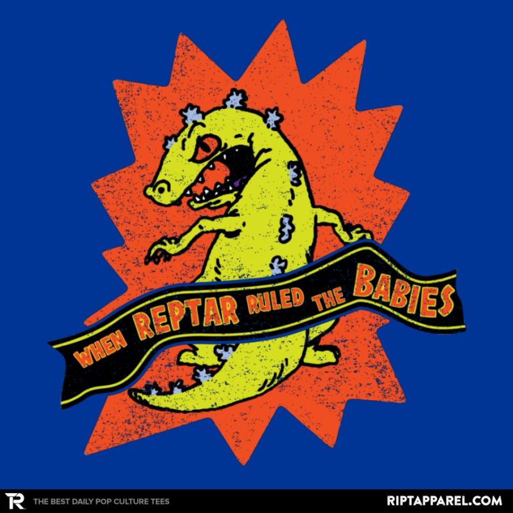 Ript: When Reptar Ruled The Babies
