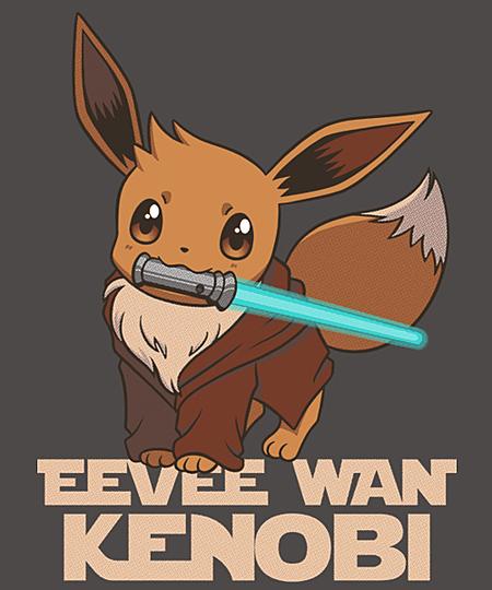 Qwertee: Evo Wan Kenobi