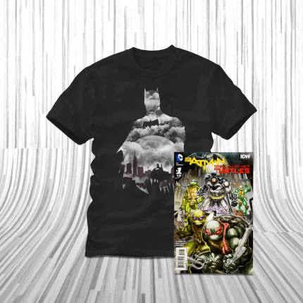 ShirtPunch: Batman Bundle