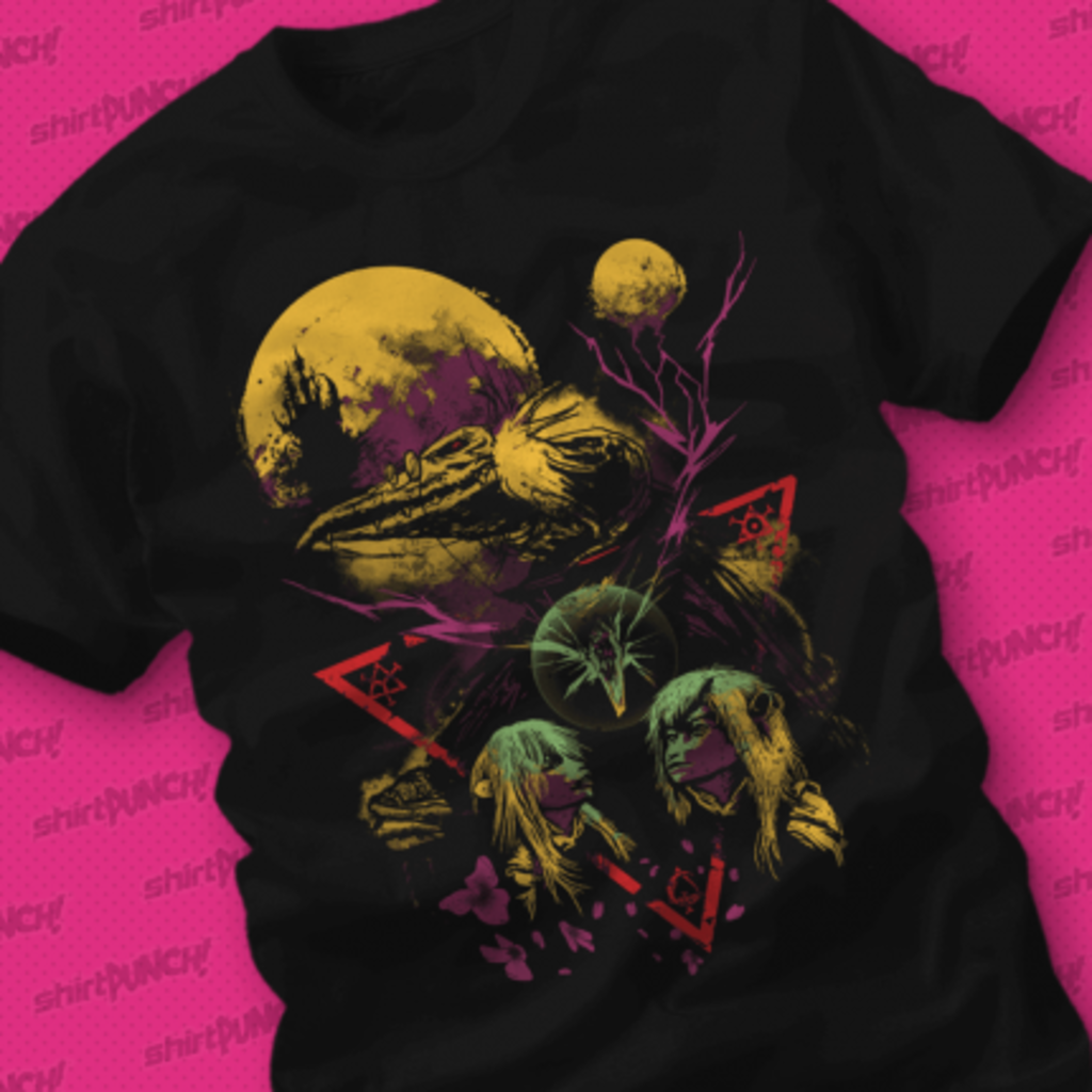 ShirtPunch: Dark Crystal