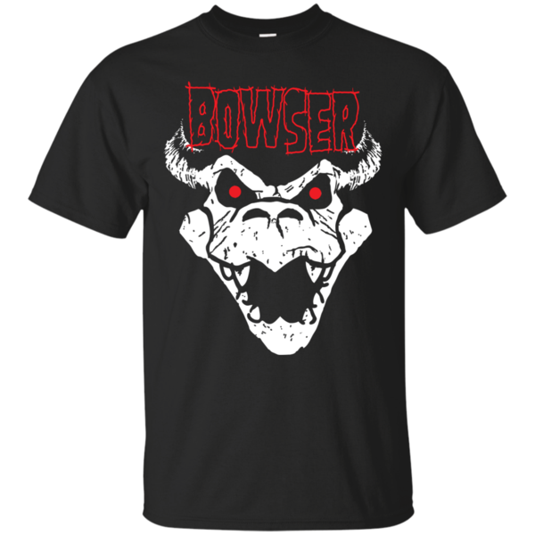 Pop-Up Tee: Bowser