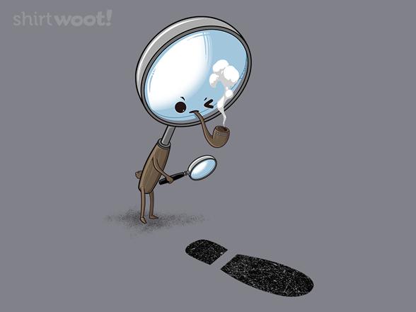 Woot!: Sherlock Investigates