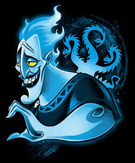 Qwertee: The Underworld