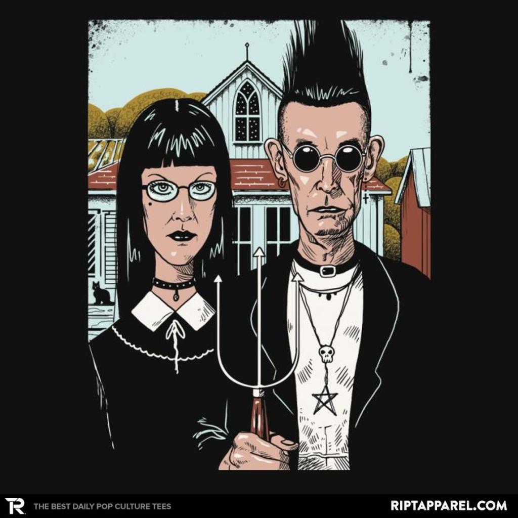 Ript: American Goth