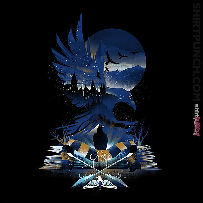 ShirtPunch: House Of Ravenclaw