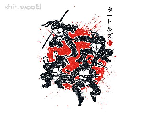 Woot!: Mutant Warriors