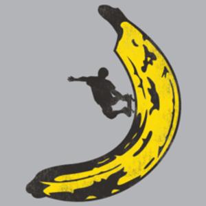 Textual Tees: Banana Halfpipe T-Shirt