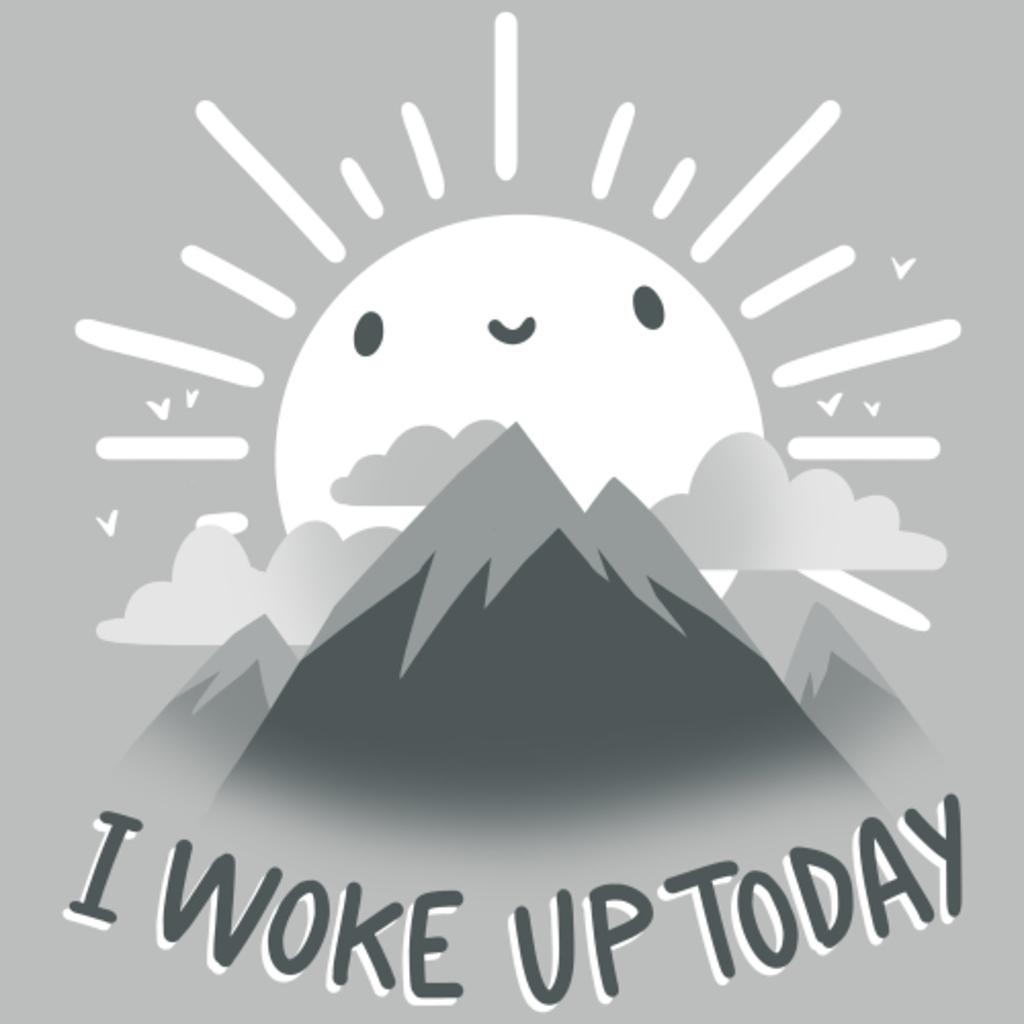 TeeTurtle: I Woke Up Today