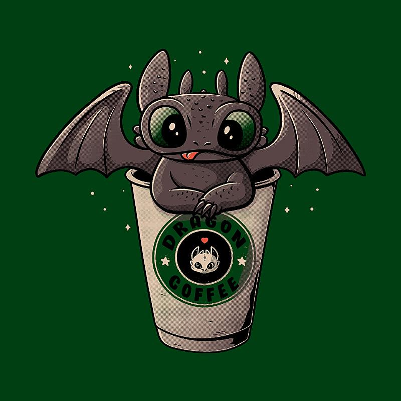 Pampling: Dragon Coffee