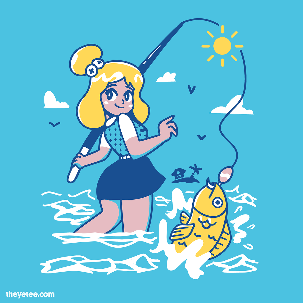 The Yetee: Fishing Island