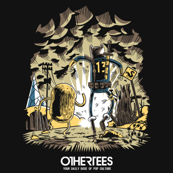 OtherTees: Wasteland Time