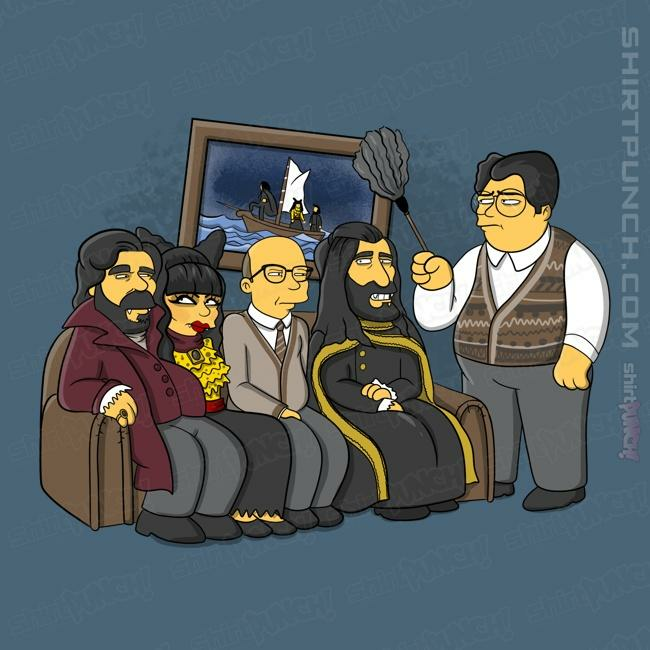 ShirtPunch: Family Photo, But Not You Guillermo