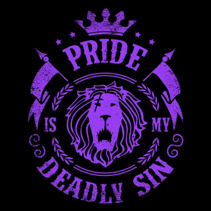 Once Upon a Tee: Pride is My Sin