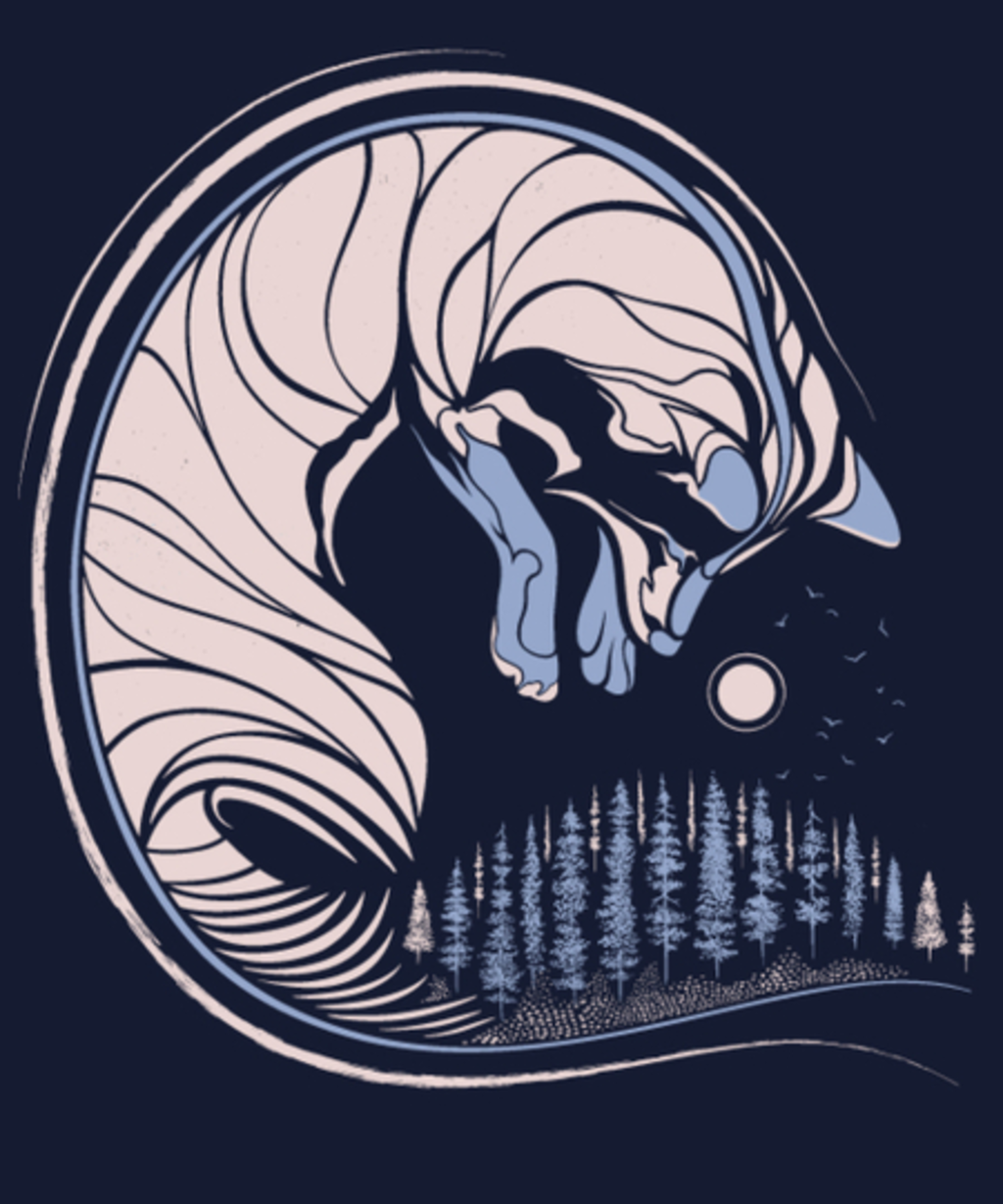 Qwertee: Chasing Its Tail